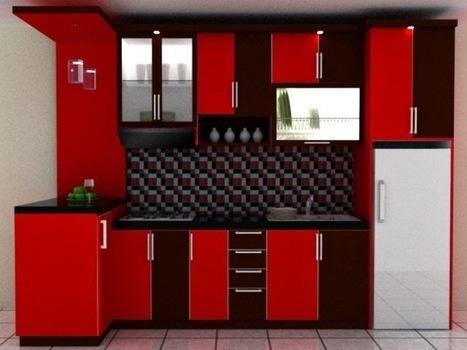 Harga Kitchen Set Minimalis Per Meter Desember