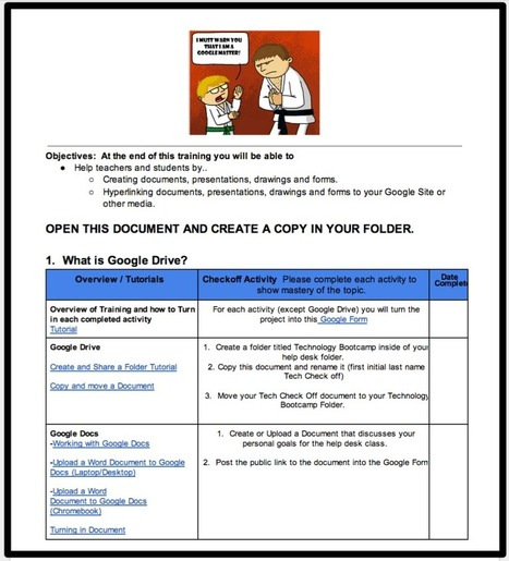 A New Excellent Google Drive Guide for Teachers and Students ~ Educational Technology and Mobile Learning   Outils qui vont bien   Scoop.it