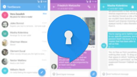 CNA: Snowden revela cúal es la aplicación que usa a diario para comunicarse de forma segura | La R-Evolución de ARMAK | Scoop.it