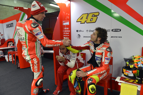 Ducati Team returns to Spain for Catalan Grand Prix | Ductalk Ducati News | Scoop.it