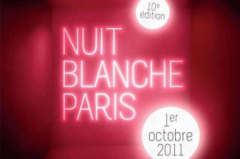 Nuit Blanche 2011: Music - VINGT Paris Magazine | Soundlandscapes | Scoop.it