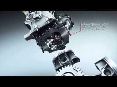 Video - Ducati 1199 Superleggera: Superquadro engine 3D Video   Ductalk Ducati News   Scoop.it