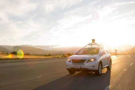 Google confirme son intention de ne pas devenir un fabricant d'automobiles - FrAndroid | Inside Google | Scoop.it