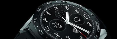 TAG Heuer présente sa nouvelle montre connectée baptisée Connected | Social Network & Digital Marketing | Scoop.it
