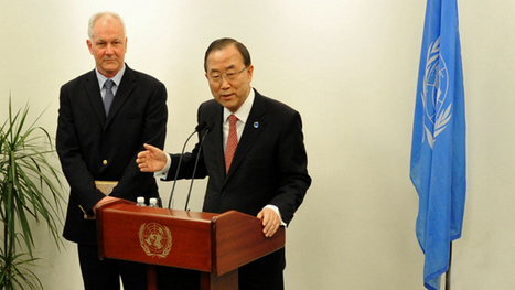 UN renews call for full access to Syria for chemical weapons inquiry ... | UN and Children's Rights Around the World | Scoop.it