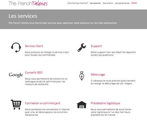 The french talents, bouquet de marketplaces   dkomedia   DKOmedia   Scoop.it