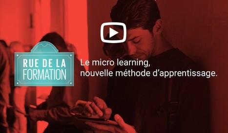 Le micro-learning, nouvelle méthode d'apprentissage – PREDA Microlearning | PREDA - Le contenu que l'on retient | Scoop.it