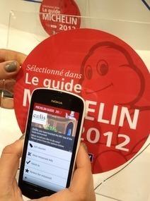 La plaque Michelin 2013 équipée de la technologie NFC | RFID & NFC FOR AIRLINES (AIR FRANCE-KLM) | Scoop.it