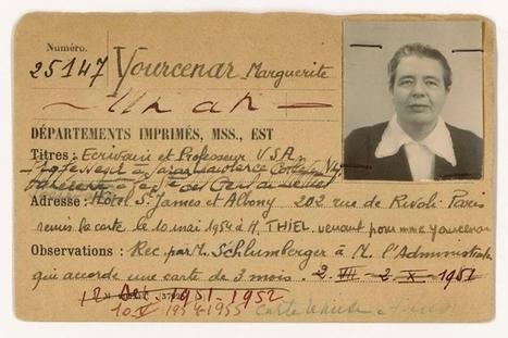 Galabru, Césaire, Zweig, Arendt... La BnF retrouve leurs cartes de lecteur | -thécaires are not dead | Scoop.it