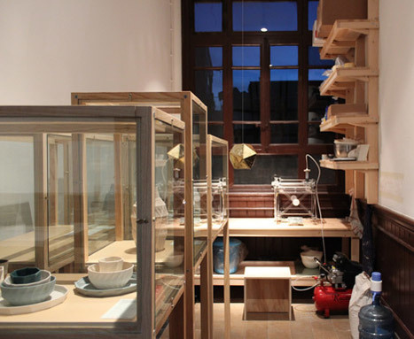 Stratigraphic Manufactury by Unfold at Istanbul Design Week   3D printing - Mashup   Scoop.it