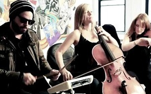 Hipster Orchestra Plays Classical Hip Hop With an 808 [VIDEO] | SocialMediaDesign | Scoop.it