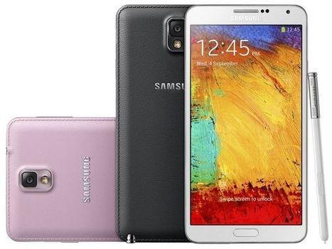 Samsung GALAXY Note 3 vs. Samsung GALAXY Note 2 [Video] | AGOTTE News | Scoop.it