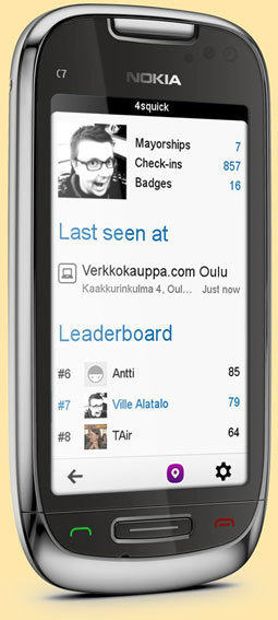 4squick App Out Of Beta With A Brand New Release | Nokia, Symbian and WP 8 | Scoop.it