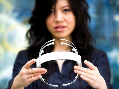 A headset that reads your brainwaves | Learning to learn | Scoop.it