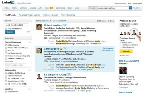 Optimize your #LinkedIn profile to reach the top on Twitpic | LinkedIn Marketing Strategy | Scoop.it