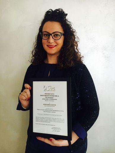 Viticoltura: premio Sive a ricercatrice Fondazione Mach - Trentino AA/S | Fondazione Mach | Scoop.it