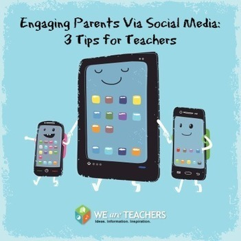 Engaging Parents With Social Media: The 3 Cs of Success | CCRS | Scoop.it
