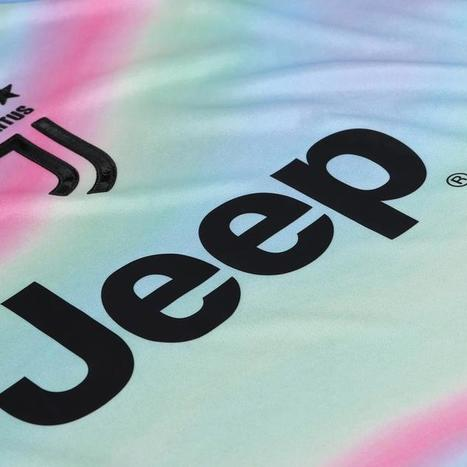 a421c2905ff 18-19 Juventus EA Sports White Long Sleeve Jerseys Shirt