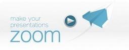 Blog TICE » Blog Archive » Initiation au logiciel de présentation PREZI | Fatioua Veille Documentaire | Scoop.it