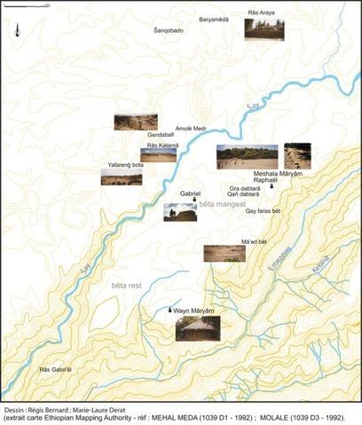 La géographie légendaire d'un «camp royal» éthiopien du XVesiècle. Histoire d'une construction mémorielle (Afriques) | Géographie de la mémoire | Scoop.it