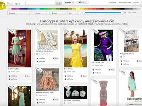 Here's Why Marketing On Pinterest Actually Helps E-Commerce, Brands, And Retailers Drive Sales | Pinterest | Scoop.it