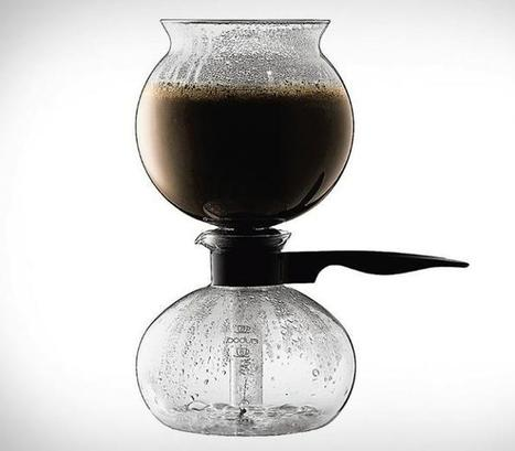 5 Favorites: Siphon Coffee Brewers for the Cogniscenti: Remodelista | Curating Mode ! | Scoop.it