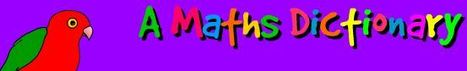 A Maths Dictionary for Kids 2015 by Jenny Eather | technologies | Scoop.it