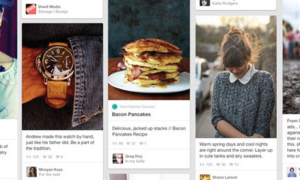 TIPS - Three ways to improve your Pins | Pinterest for Business | Scoop.it