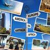 World Tour(African Safari, South American, India, Tibet.. )