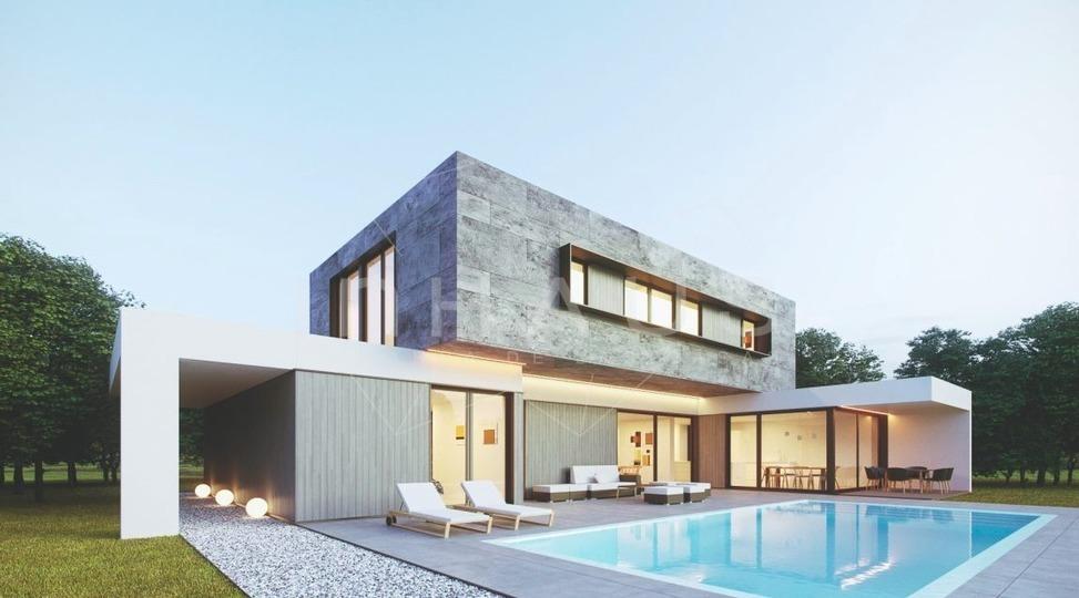 Villas de luxe for Villa design de luxe