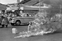 Malcolm Browne in Memoriam: The Story Behind the Iconic Burning Monk | LightBox | TIME.com | Fables in Photojournalism | Scoop.it