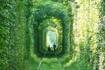 Ukraine's Leafy Green 'Tunnel of Love' is a Passageway for Trains and Lovers | Green Architecture | Scoop.it
