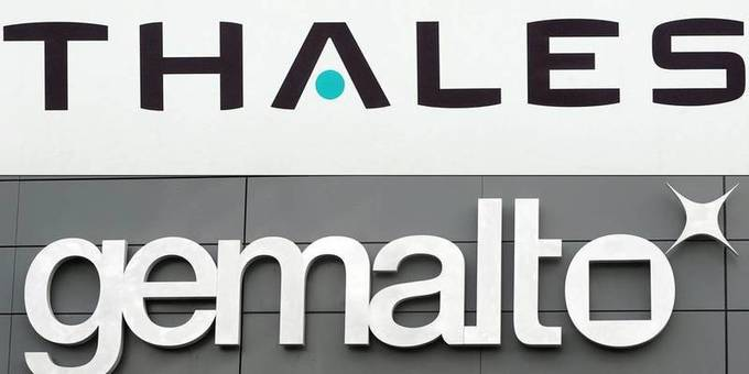 Thales s'offre Gemalto