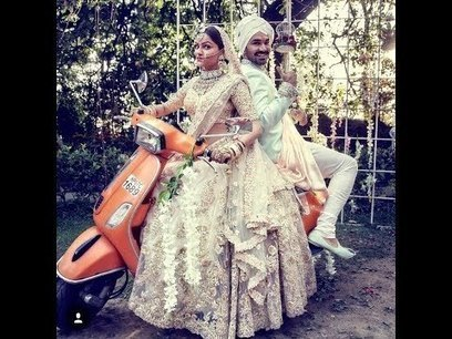 Rubina Dilaik-Abhinav Shukla's wedding an