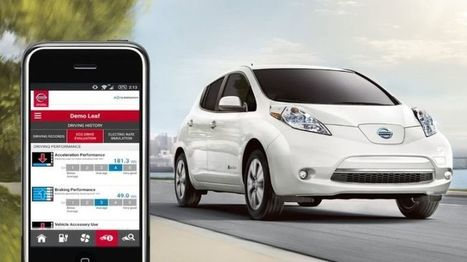 Nissan Leaf electric cars hack vulnerability disclosed   Creating designs 'fit' for people!   Scoop.it