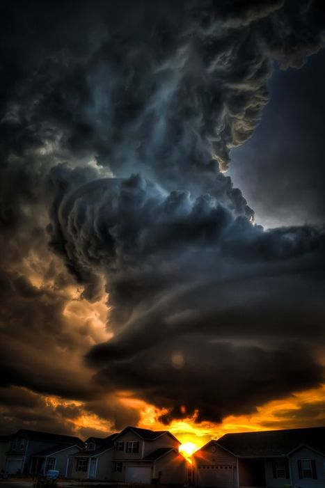 An Amazing Storm....... | Planet Earth | Scoop.it