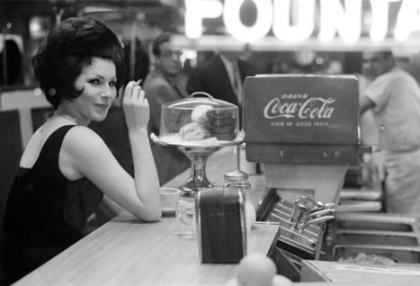 Times Square (by Joel Meyerowitz, 1962) | Visual & digital texts | Scoop.it