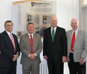 Past CALS deans honored at expanded joint foundations spring event | CALS News Center | News from the College of Agriculture and L... | Research from the NC Agricultural Research Service | Scoop.it