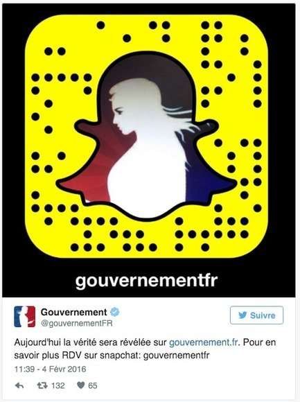 Créer un compte Snapchat pour une marque : yay or nay ? | Blueboat | Community and Social Media Management | Scoop.it