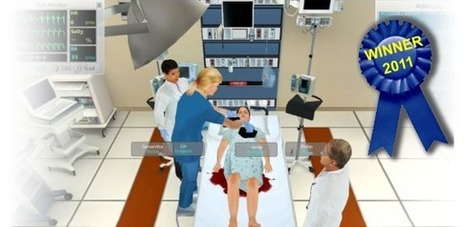 CliniSpace – Immersive Learning Environments for Healthcare | Mundos virtuais | Scoop.it