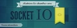 Tutoriel Socket.IO (intermédiaire) | Atinux | Angular and Node | Scoop.it