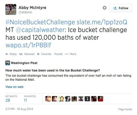 How The ALS #IceBucketChallenge Went Viral | Great Ideas for Non-Profits | Scoop.it