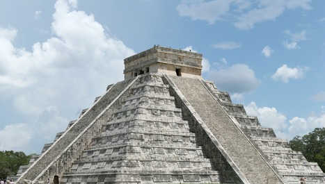 Possible foremost pyramid of Kukulkan discovered at Mayan site in Chichen Itza | News in Conservation | Scoop.it