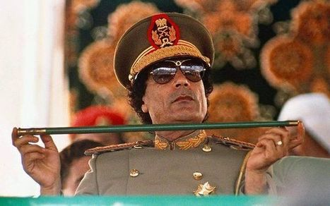 Libya's loot: South African banks may hold $1B in gold, diamonds stolen by ... - Fox News | luwalaga | Scoop.it