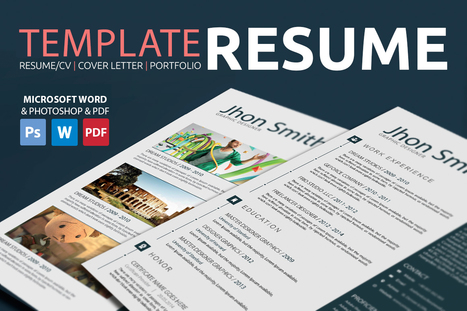 templates psd ai word best resume templates in 2015 docx