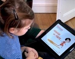 Applis pour les enfants | Parentalité et numérique | Scoop.it