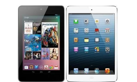 iPad mini, Nexus 7 e Kindle Fire HD: chi vince la guerra dei tablet mignon? - Panorama | Migliori Tablet Qualità Prezzo, recensioni + Volantino Elettronica | Scoop.it