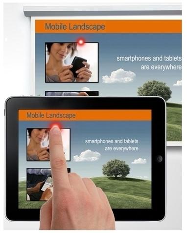 SlideShark Presenter Tools: Laser Pointer and Hide Slides   Digital Presentations in Education   Scoop.it