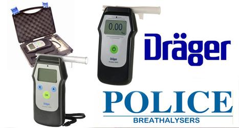 Washington State Patrol Unveils New Breathalyzer Machines   Police News   Scoop.it