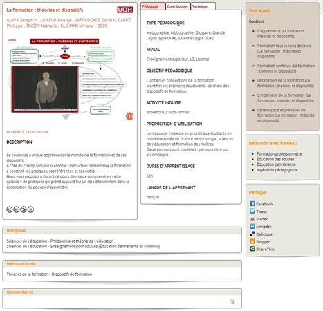 La formation : théories et dispositifs | CaféAnimé | Scoop.it